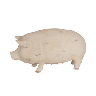 Resin Pig 15x30cm