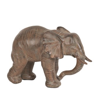 Elephant Brown 12.5cm
