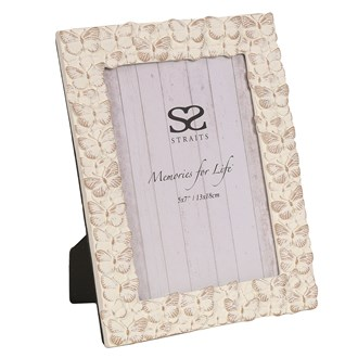 """Butterfly Photo Frame 5x7"""""""