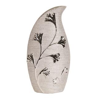 Champagne Floral Vase 34cm