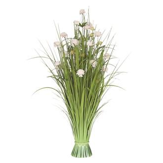 Grass Floral Bundle Camellia 100cm