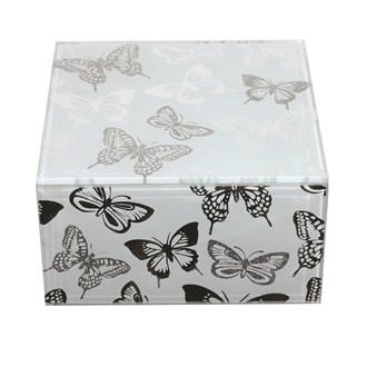 Butterfly Jewellery Box 12cm