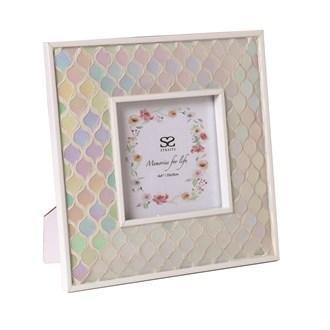 Lustre Mosaic Photo Frame 4x4