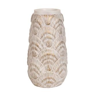 Decorative Fan Vase 29.5cm