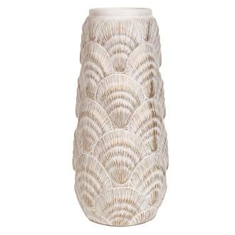 Decorative Fan Vase 39cm