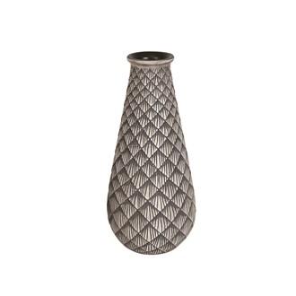 Diamond Geometric Vase 29.5cm