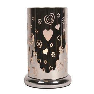 Heart Design Table Lamp 24cm