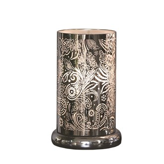 Paisley Touch Table Lamp 24cm