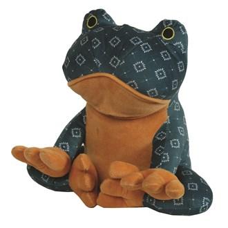 Frog Doorstop 25cm