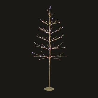 Pre Lit Tree 120cm 131 Lights