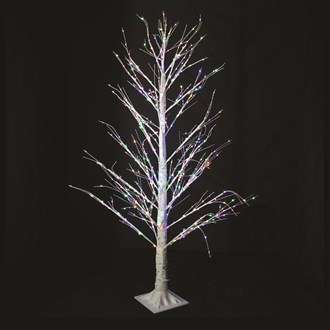 LED Twinkling Tree 560 Lights 5ft