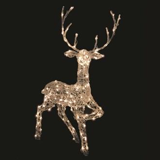 LED (120 Lights) Reindeer 90cm