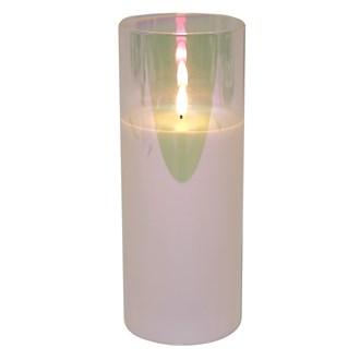 LED Lustre Candle 10 x25cm