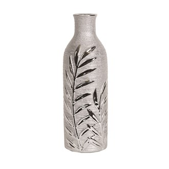 Leaf Design Bottle Vase30cm