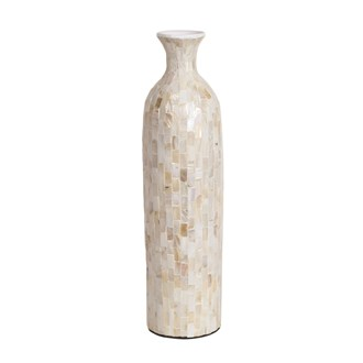 Mother Of Pearl Vase 45cm