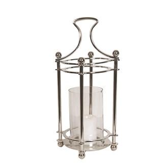 Urn Pillar Lantern 50cm