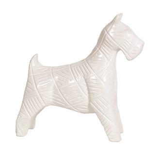 Ceramic Terrier 28cm
