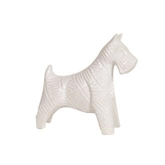 Ceramic Terrier 22cm