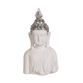 White Buddha 29cm