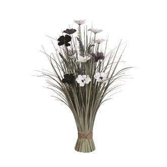 Grass Floral Bundle Zinnia 70cm