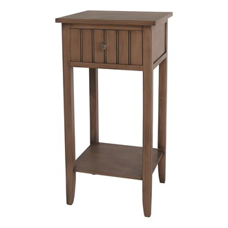 Acanthea 1 Drawer Table 72cm