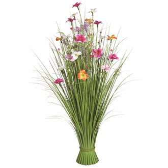 Grass Floral Bundle Mixed Narcissu 100cm
