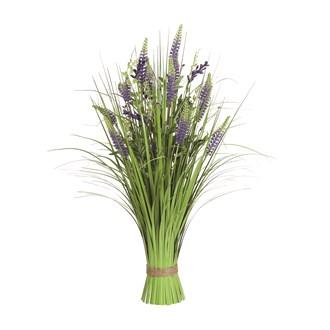 Grass Floral Bundle Lavender 70cm