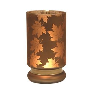 Leaf Hurricane Copper 20.5cm