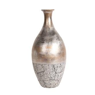 Gold Eggshell Vase 42cm