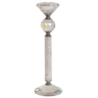 Crystal Jewel Tealight Holder 25cm