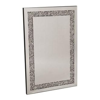 Rectangular Jewel Wall Mirror 40x60cm