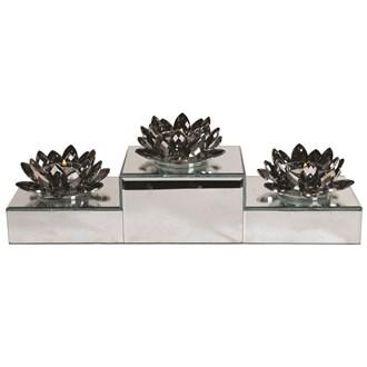 Crystal Lotus 3 TL Hld 40cm