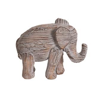 Decorative Resin Elephant 10.5cm