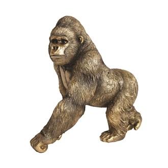 Deco Resin Gorilla 21cm