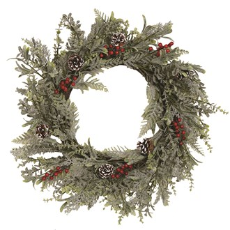 Berry Wreath 70cm