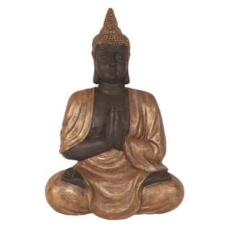 Buddha Wall Plaque 38cm
