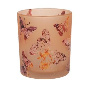 Butterfly Tealight Holder 10cm