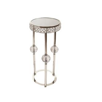 Crystal Mirror Table 57.5cm