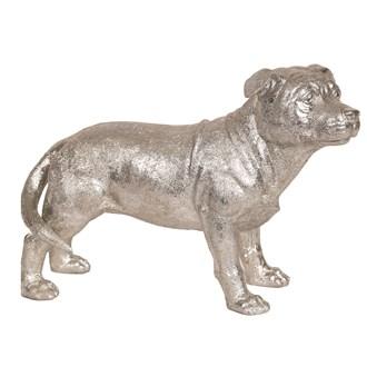 Standing Staffordshire Bull Terrier Dog 21.5cm