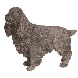 Standing Spaniel Dog 23.5cm