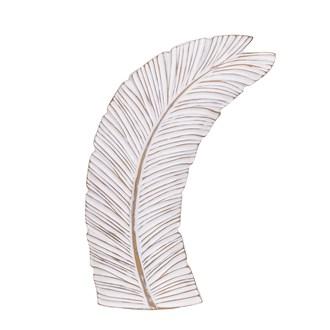 Deco Leaf Vase 51cm