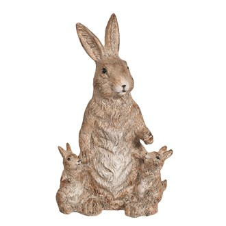 Decorative Rabbit Figure 26.5cm