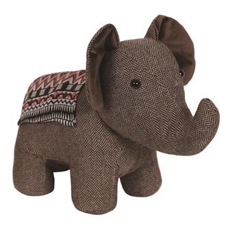 Elephant Doorstop 45x23cm