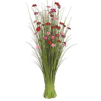 Grass Floral Bundle Azalea 100cm