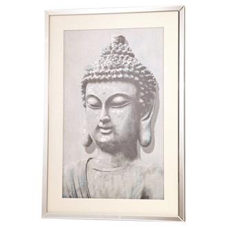 Framed Print Buddha 60x90cm