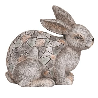 Garden Deco Rabbit 28cm