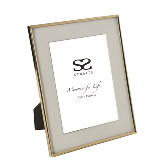 Gold Photoframe 5x7