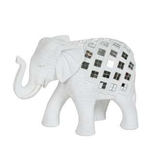 Jewelled Elephant 20cm