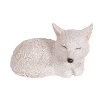 Laying Fox 11cm