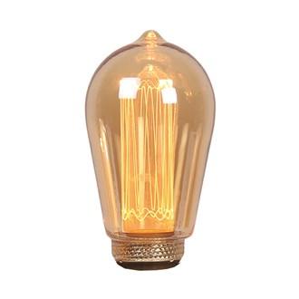 LED Vintage Filament Bulb (ST64)